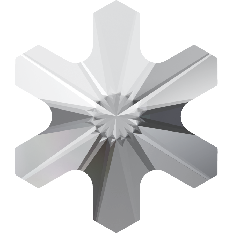 2826 Rivoli Snowflake FB