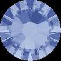 Swarovski-mix, Light Sapphire, 100 stk.