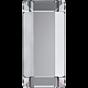 Swarovski 2510 Baguette, Crystal, 3,7 x 1,9 mm, 20 stk.