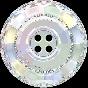 Swarovski 3008 Classic Button, 18 mm, Crystal AB