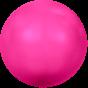 Swarovski 5817 Crystal Neon Pink Pearl 6 mm.