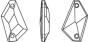 Swarovski 3267 De-Art 23 x 13 mm, Crystal