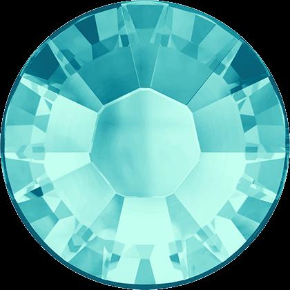 Swarovski 2038 Light Turquoise HF