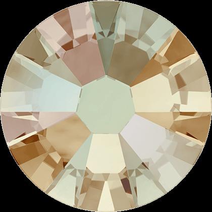 Swarovski-mix, Silk Shimmer. 100 stk.
