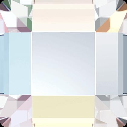 Swarovski 2400 Square, Crystal AB, 2,2 mm, 10 stk.