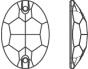 Swarovski 3210 Oval 16 x 11 mm, Crystal AB