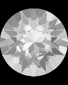 Kæmpe Swarovski Xirius Chaton, Crystal, 50 mm.