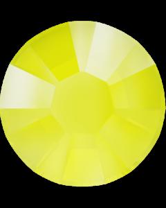 Swarovski 2038 Crystal Electric Yellow hotfix