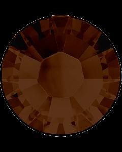 Swarovski 2038 Mocca hotfix