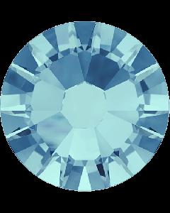 Swarovski-mix, Aquamarine, 100 stk.