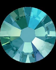 Swarovski 2058, Blue Zircon Shimmer