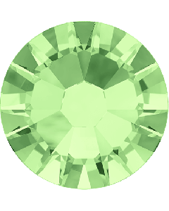 Swarovski-mix, Chrysolite, 100 stk.