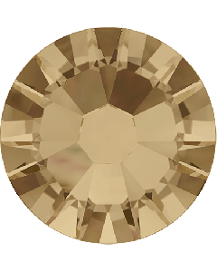 Swarovski 2058, Crystal Golden Shadow