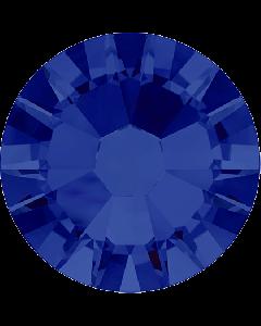 Swarovski-mix, Crystal Meridian Blue. 100 stk.