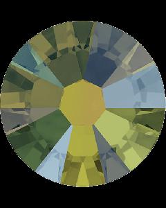 Swarovski 2058 Crystal Iridescent Green