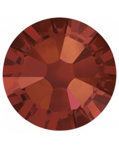 Swarovski 2038 Crystal Red Magma hotfix