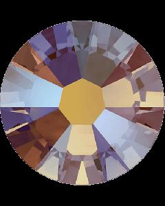Swarovski 2058 Xilion Rose, Topaz Shimmer