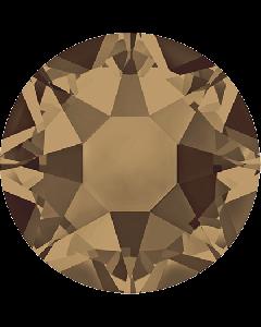 Swarovski 2078 Crystal Bronze Shade hotfix