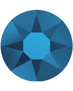 Swarovski 2078 Crystal Metallic Blue hotfix
