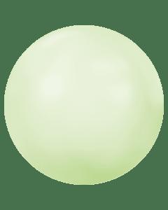 Swarovski 2080/4 Crystal Powder Green HF perle