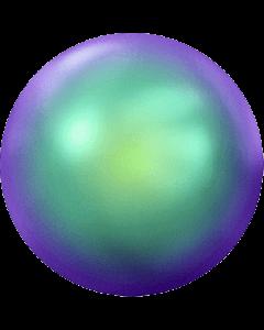 Swarovski 2080/4 Crystal Scarabaeus Green HF