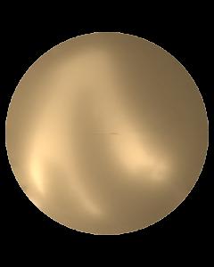 Swarovski 2080/4 Vintage Gold Pearl HF