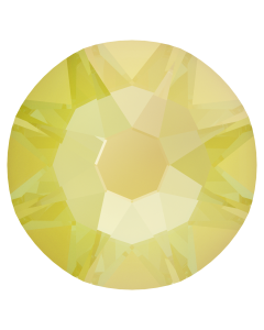 Swarovski 2088 Crystal Electric Yellow DeLite