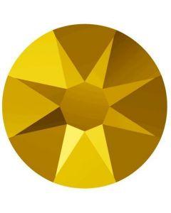 Swarovski 2078 Crystal Aurum HF