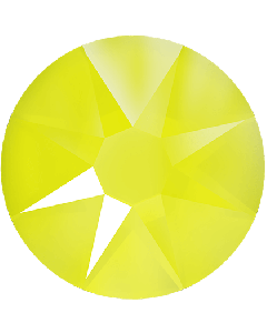 Swarovski 2088 Crystal Electric Yellow