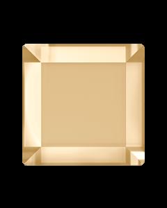 Swarovski 2402 Base FB, Crystal Golden Shadow, 6 mm, 1 stk.