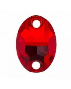 Swarovski 3210 Oval 10 x 7 mm, Light Siam
