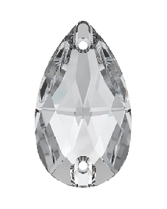 Swarovski 3230 Drop 12 x 7 mm, Crystal