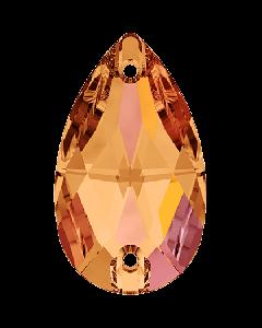 Swarovski 3230 Drop, Crystal Astral Pink