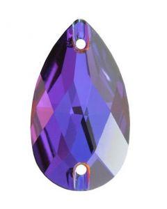 Swarovski 3230 Drop, Crystal Volcano