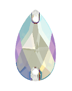 Swarovski 3230 Drop 18 x 10,5 mm, Light Sapphire Shimmer