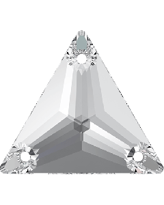 Swarovski 3270 Triangle 16 mm, Crystal