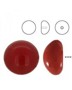 Swarovski 5817 Crystal Red Coral 16 mm.