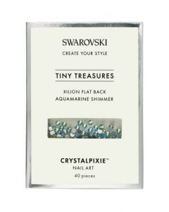Swarovski Tiny Treasures - Aquamarine Shimmer