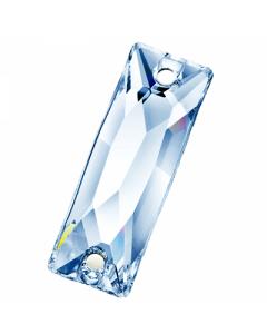 Preciosa Maxima Slim Baguette 18 x 6 mm, Light Sapphire