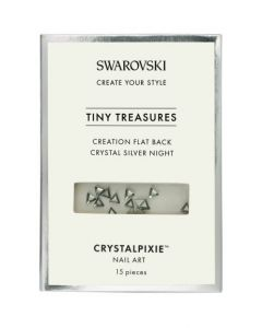 Swarovski Tiny Treasures - Creation FB Crystal Silver Night