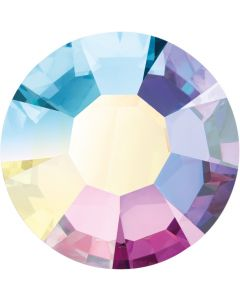 Preciosa VIVA12 Crystal AB HF unfoiled