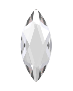 Swarovski 2201 Marquise, Crystal, 8 x 3,5 mm, 10 stk.