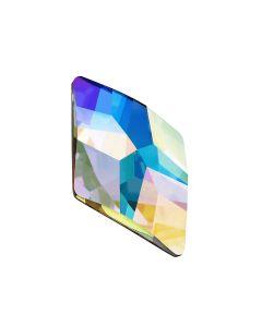 Preciosa Rhombus 10 x 6 mm, Crystal AB