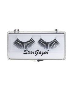Stargazer sorte øjenvipper med sølv