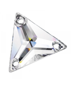 Preciosa Triangle 16 mm, Crystal