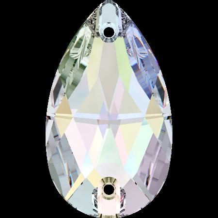 Swarovski 3230 Drop 12 x 7 mm, Crystal AB